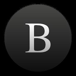 Byword 2.9.1 Mac 破解版 Mac上简洁优秀的Markdown编辑器