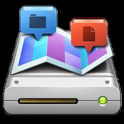 Disk Map for Mac 1.9 激活版 – Mac上直观的显示磁盘空间占用状态的工具