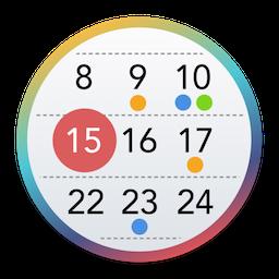 Calendarique for Mac 1.3 破解版 – 优秀的日历软件