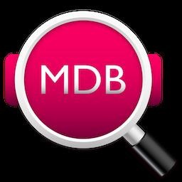 MDB Explorer for Mac 2.4.5 激活版 – 在Mac上查看编辑Access数据库的工具