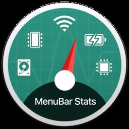 MenuBar Stats Mac 破解版 值得尝试的Mac系统监控工具