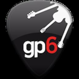 Guitar Pro 6 for Mac 6.1.9 破解版 – 专业的吉他曲谱制作工具