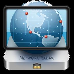 Network Radar for Mac 2.4 破解版 – Mac上优秀的网络扫描和管理工具