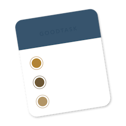 GoodTask 3 for Mac 3.2.5 破解版 – 提醒/事项/任务管理器