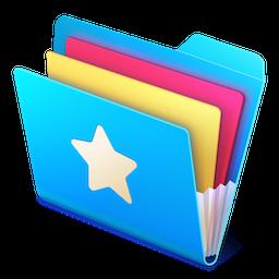 Shortcut Bar for Mac 1.8.8 注册版 – 文件夹菜单栏快速访问