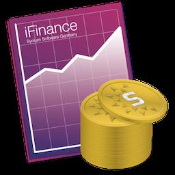 iFinance 4 for Mac 4.2.5 激活版 – 优秀的财务管理软件