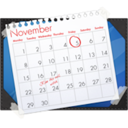 Blotter for Mac 2.2.3 破解版 – 精美的桌面日历工具