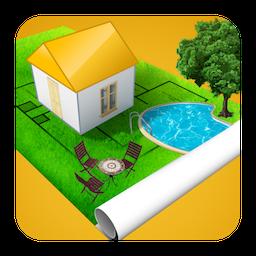 Home Design 3D Outdoor & Garden for Mac v4.0.2 激活版 – 3D室外布局设计工具