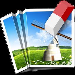 超级橡皮擦 Super Eraser Pro for Mac 2.5.0 激活版 – 智能缩放图像, 擦除照片中的水印, 人和物