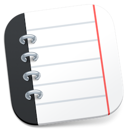 Notebooks Mac 破解版 强大的文档管理和日程备忘工具