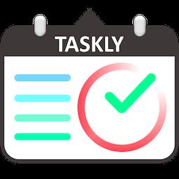 Taskly for Mac 1.3 破解版 – 菜单栏任务管理工具