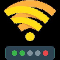 WiFi Signal Strength Explorer 1.8 Mac 破解版 WiFi无线信号强度浏览器