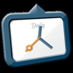 Daily for Mac 1.9 破解版 – 优秀的时间跟踪统计工具