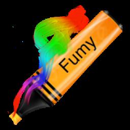 烟雾图像 Fumy for Mac 2.4.2 破解版 – 好用的绘制图片光影烟雾特效工具