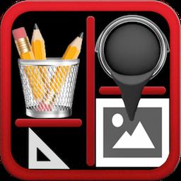 Sketch Design for Mac 3.0 破解版 – 彩色铅笔素描设计