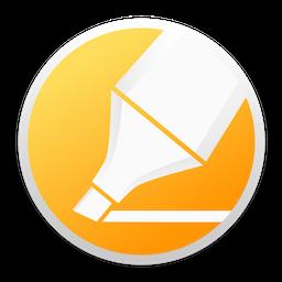 Highlights for Mac 1.5.1 破解版 – 优秀的PDF浏览和标注工具