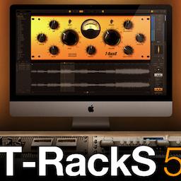 IK Multimedia T-RackS 5 Complete 破解版 终极混音和母带处理工作站