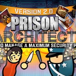 监狱建筑师 Prison Architect Mac 破解版 监狱主题模拟经营类游戏