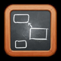 Scapple Mac 破解版 优秀的思维导图草图工具