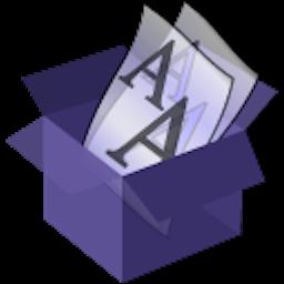 FontBook for Mac 5.0.3 破解版 – 理想字体工具
