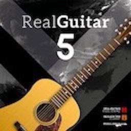 MusicLab RealGuitar Mac 破解版 木吉他音源采样软件