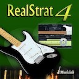 MusicLab RealStrat for Mac 4.0.07250 激活版 – 真实电吉他