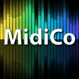 MidiCo for Mac 2.44 破解版 – 专业卡拉OK软件