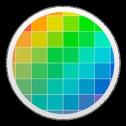 ColorWell for Mac 6.4 破解版 – 优秀的拾色器和调色板生成工具
