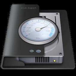 Disk Expert Mac 破解版 磁盘分析管理工具