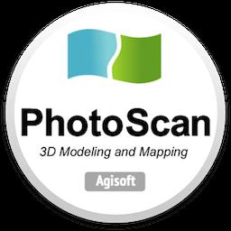 Agisoft Photoscan Professional for Mac 1.4.2 破解版 – 先进的基于图像的3D建模解决方案