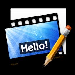 iSubtitle Mac 破解版 视频字幕制作软件