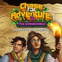 追逐冒险3:地下世界 Chase for Adventure 3: The Underworld for Mac 激活版 – 时间管理类模拟经营游戏
