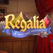 Regalia: Of Men and Monarchs for Mac 1.1 破解版 – 王权:君与民回合制RPG