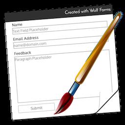Wolf Responsive Form Maker Mac 破解版 网页设计应用