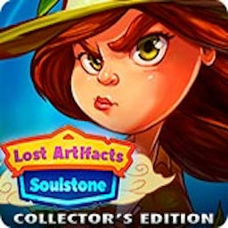 Lost Artifacts: Soulstone Collector's Edition for Mac 2.0 破解版 – 失落神器:灵魂石