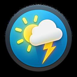 Weather Guru Mac 破解版 美丽且高精准度的天气预报应用