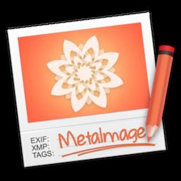 MetaImage Mac 破解版 图像元数据编辑器
