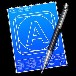 IconFly Mac 破解版 图标转换生成软件