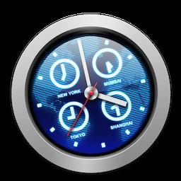 iClock 4.5.5 Mac 破解版 – 多功能的高效菜单栏时钟