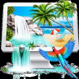 Live Desktop 7.0 Mac 破解版 – 动画动态壁纸和主题软件