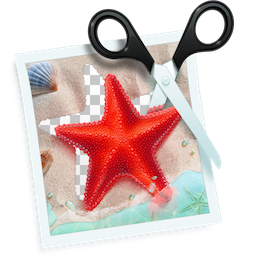 PhotoScissors 6.1 Mac 破解版 超酷的照片抠图工具