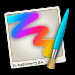 PhotosRevive Mac 破解版 老照片自动上色软件