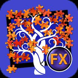 JixiPix PuzziPix Pro Mac 破解版 专业图片拼图工具