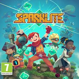 烁石物语 Sparklite Mac 破解版 俯视视角的动作冒险游戏