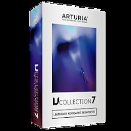 Arturia V Collection 7 Mac 破解版 传奇模拟合成器音色